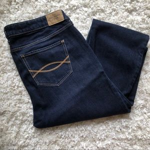 Abercrombie Jeans Skinny Straight 10R